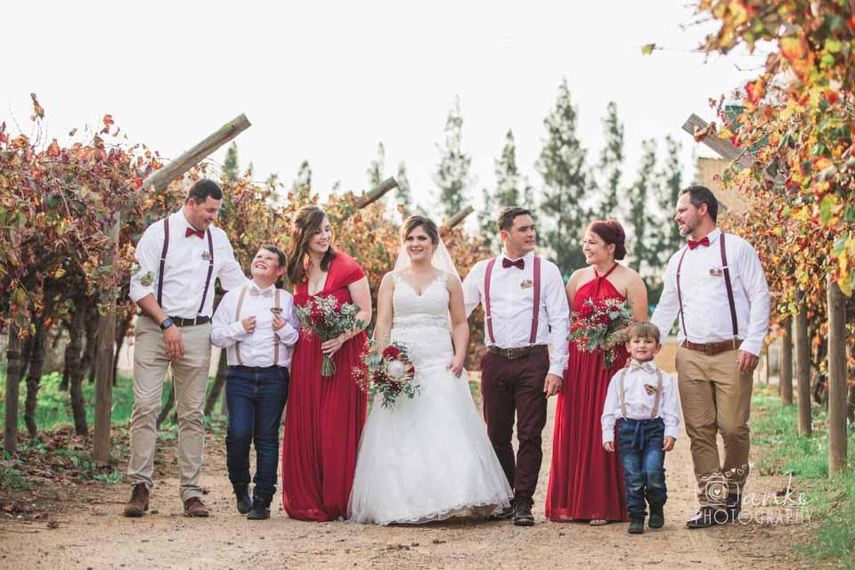 Surita & Garett | Wedding | Het Vlock Casteel
