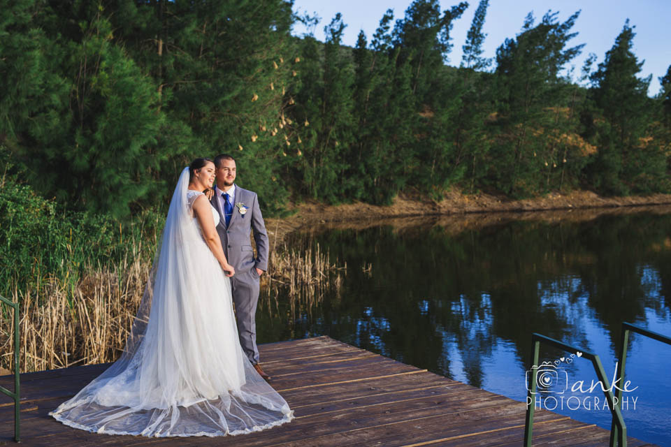 Kyle & Melissa | Wedding | Goedgedacht