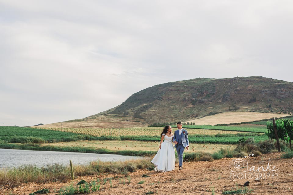 Nathaniël & Nomsa | Wedding | Delsma Farm