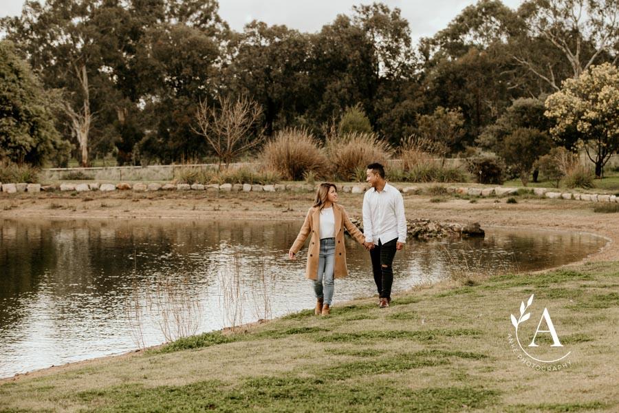 Enack & Reena (surprise proposal)